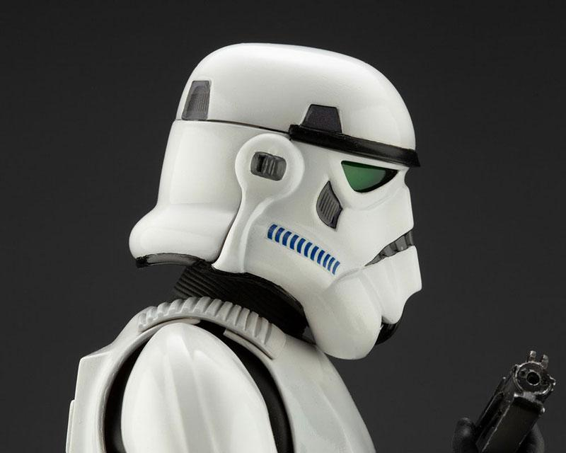 ARTFX Star Wars /A New Hope Stormtrooper A New Hope ver. 1/7 Easy Assembly Kit 17