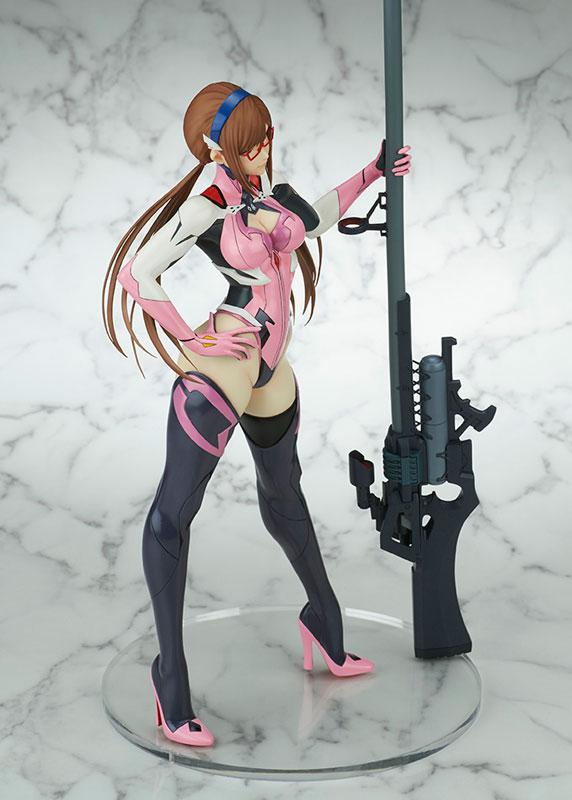 Rebuild of Evangelion Mari Makinami Illustrious Complete Figure 8