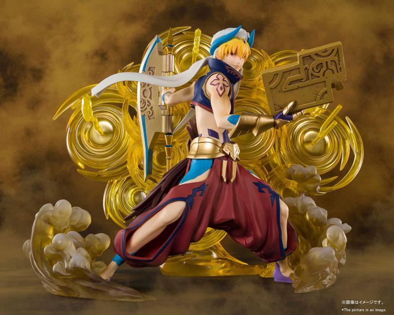 "Figuarts ZERO Gilgamesh ""Fate/Grand Order -Absolute Demonic Battlefront: Babylonia-"" main"