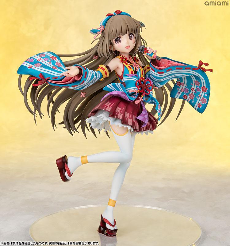 THE IDOLM@STER Cinderella Girls Yoshino Yorita Wadatsumi no Michibikite Ver. 1/7 Complete Figure main