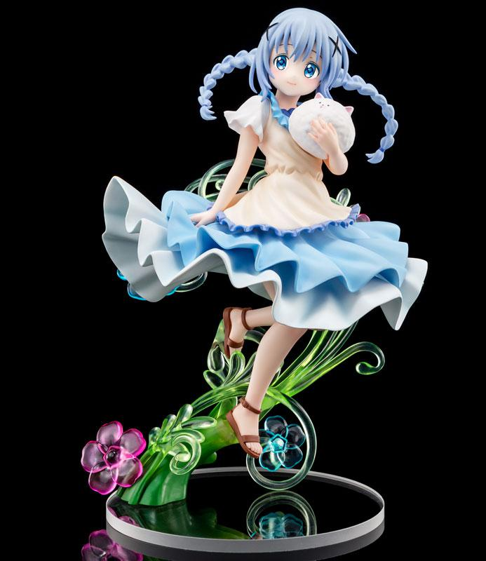 Is the order a rabbit? BLOOM Chino in Full Bloom Summer Dress Ver. 1/7 Complete Figure product