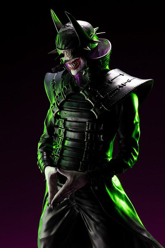 ARTFX DC UNIVERSE Batman Who Laughs Elseworld 1/6 Complete Figure 17