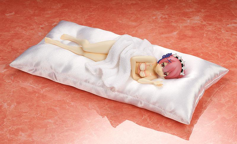 "KDcolle Re:ZERO -Starting Life in Another World- Ram ""Sleep Sharing"" Pink Lingerie Ver. 1/7 Complete Figure"