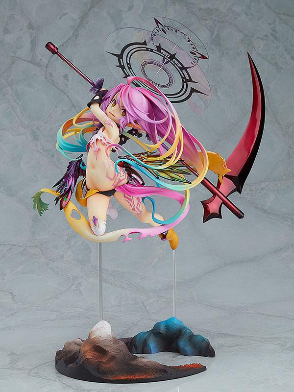 No Game No Life Zero Jibril Great War Ver. 1/8 Complete Figure product