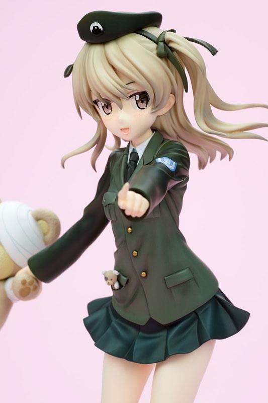 DreamTech Girls und Panzer Alice Shimada [Panzer Jacket Ver.] 1/8 Complete Figure 4