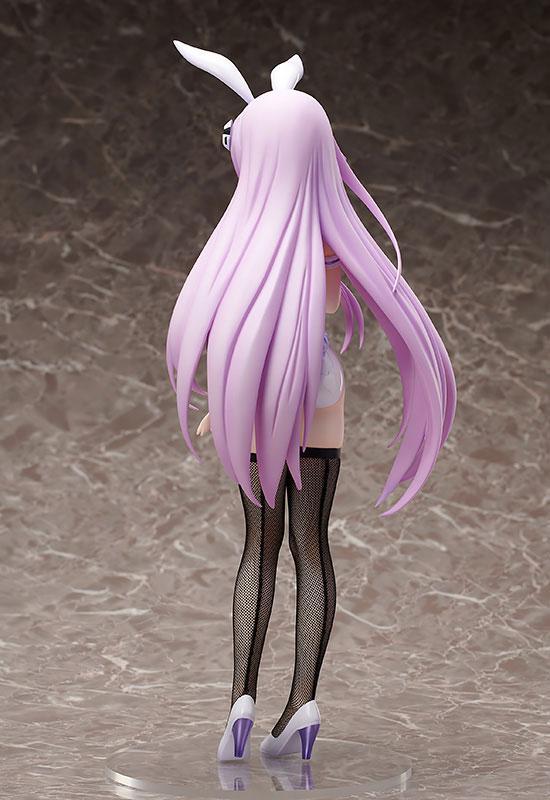 B-STYLE Hyperdimension Neptunia Purple Sister Bunny Ver. 1/4 Complete Figure