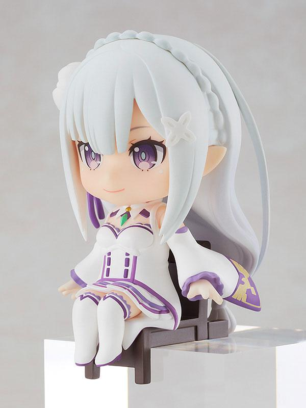Nendoroid Swacchao! Re:ZERO -Starting Life in Another World- Emilia