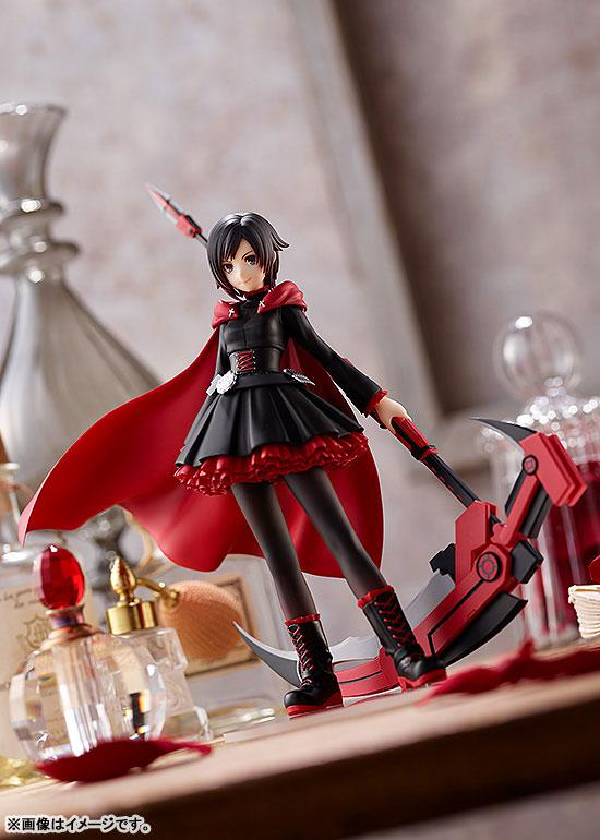 POP UP PARADE RWBY Ruby Rose Complete Figure product