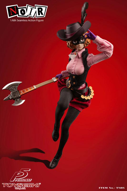Persona 5 Noire 1/6 Scale Seamless Action Figure 2