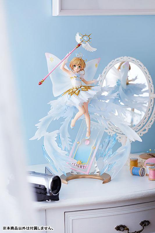 Cardcaptor Sakura: Clear Card Sakura Kinomoto Hello Brand New World 1/7 Complete Figure 6