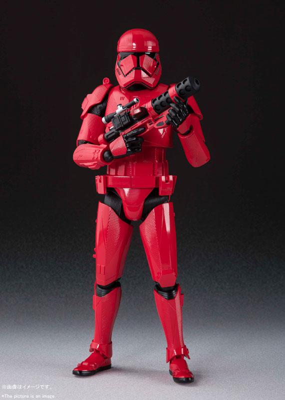 S.H.Figuarts Sith Trooper (STAR WARS: The Rise of Skywalker) 1