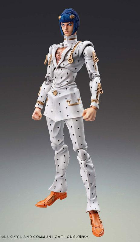 Super Action Statue JoJo's Bizarre Adventure Part.V Bruno Bucciarati product