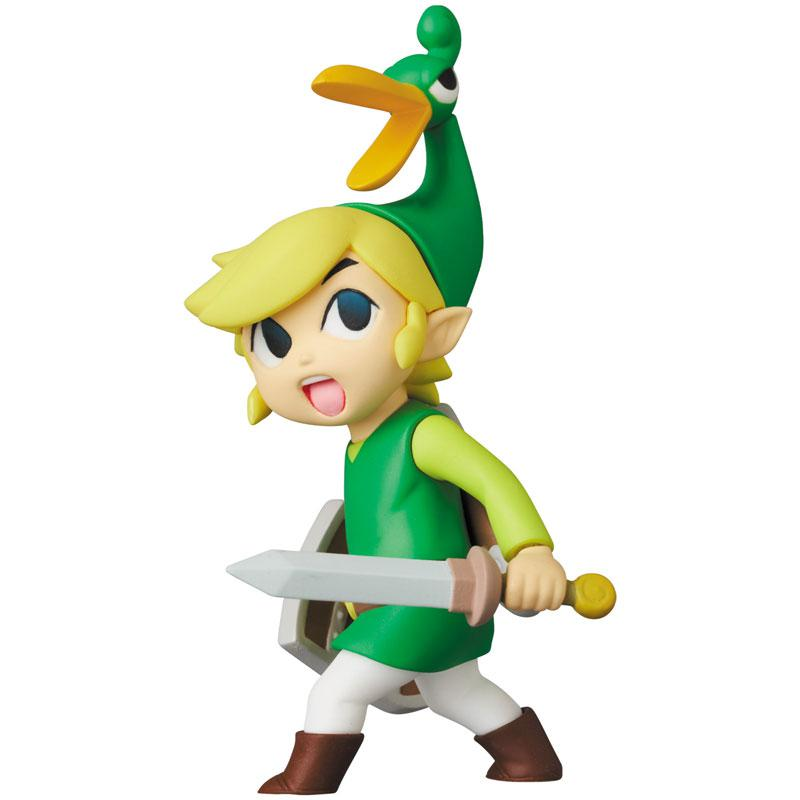 "Ultra Detail Figure No.563 UDF Link (The Minish Cap Ver.) ""The Legend of Zelda"" product"