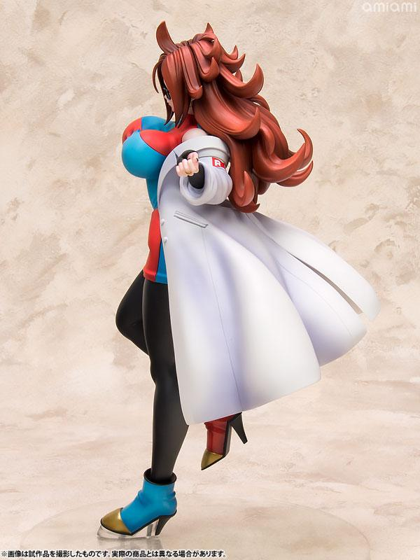 Dragon Ball Gals Android 21 Complete Figure