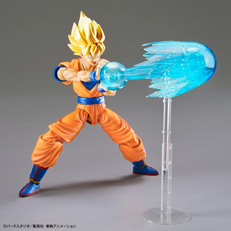 "Figure-rise Standard Super Saiyan Son Goku (Renewal Ver.) Plastic Model ""Dragon Ball"" 1"