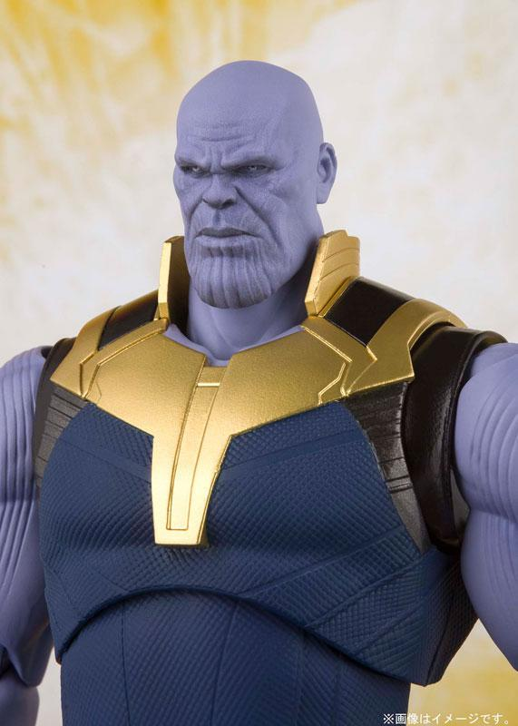 S.H. Figuarts Thanos (Avengers: Infinity War) 3