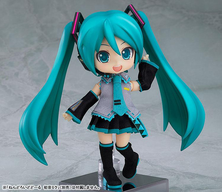 Nendoroid Doll Character Vocal Series 01 Hatsune Miku Outfit Set 1