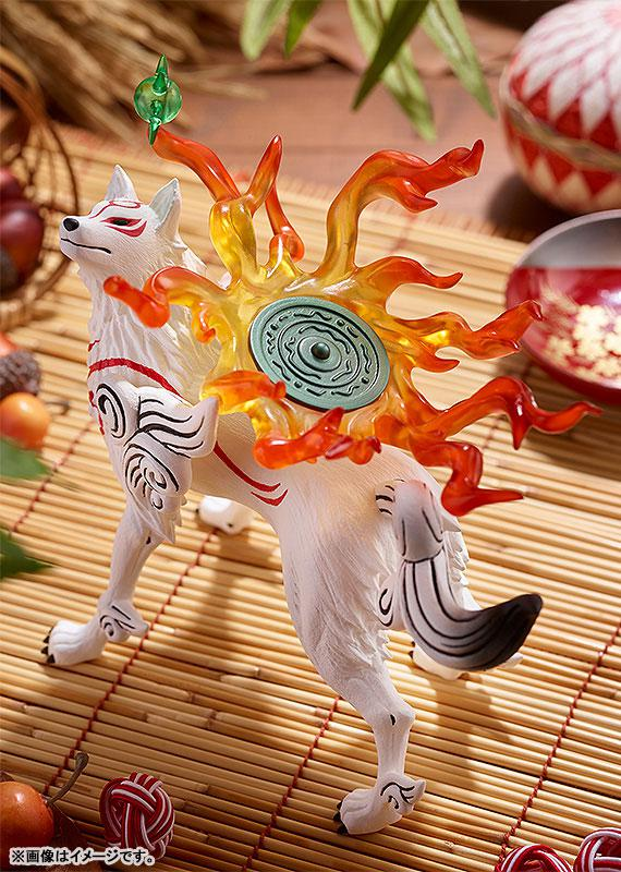 POP UP PARADE Okami Amaterasu Complete Figure product
