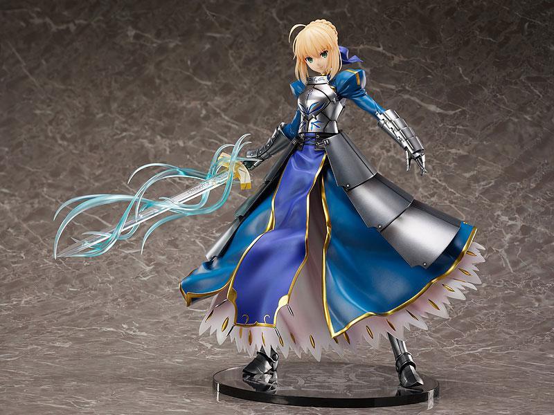 Fate/Grand Order Saber/Altria Pendragon (Second Ascension) 1/4 Complete Figure