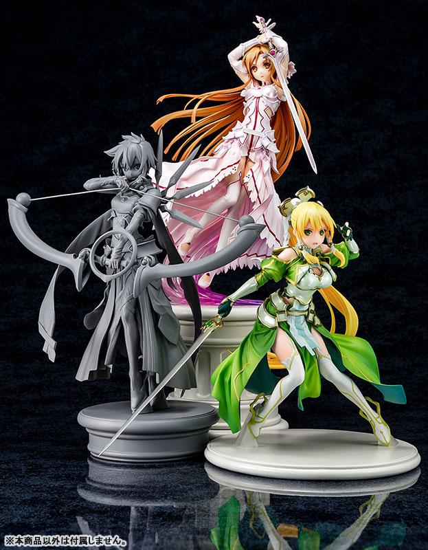 Sword Art Online Alicization [Teraria, Earth Goddess] Leafa 1/8 Complete Figure