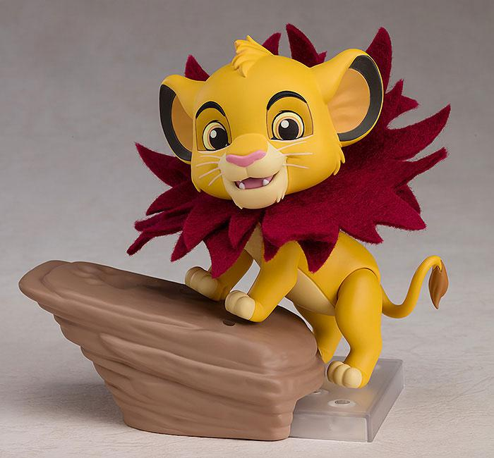 Nendoroid Lion King Simba 3