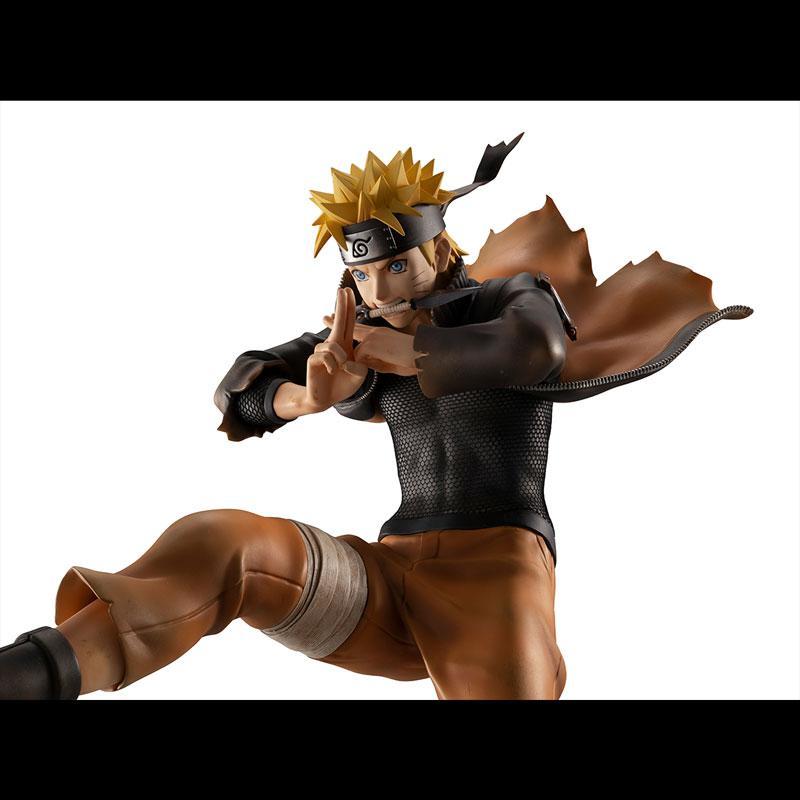 G.E.M. Series NARUTO Shippuden Naruto Uzumaki Ninja War Ver. Complete Figure