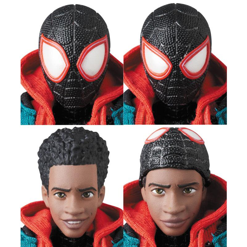 "MAFEX No.107 MAFEX SPIDER-MAN (Miles Morales) (""SPIDER-MAN: INTO THE SPIDER-VERSE"" Ver.) 1"