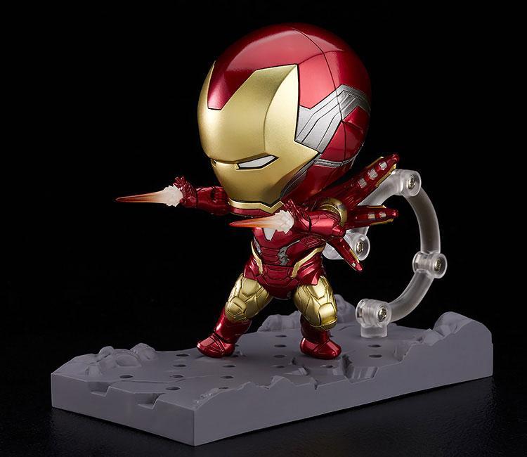 Nendoroid Avengers: Endgame Iron Man Mark 85 Endgame Ver. DX 3