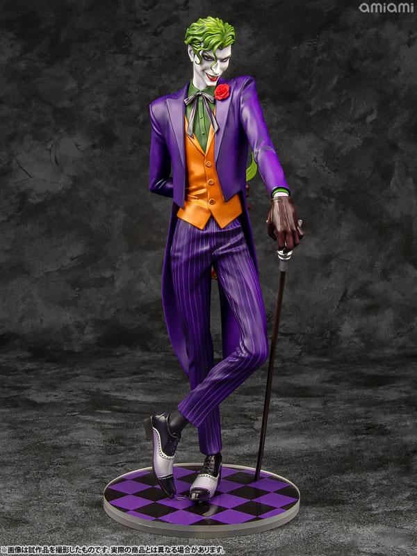 DC COMICS IKEMEN DC UNIVERSE Joker 1/7 Complete Figure product