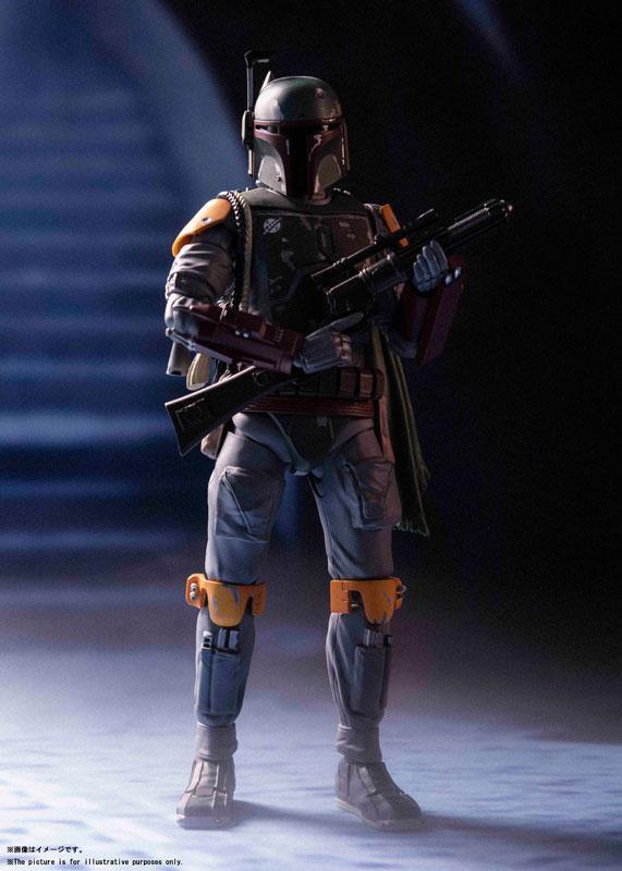 S.H.Figuarts Boba Fett (STAR WARS: Episode VI - Return of the Jedi)