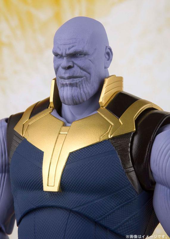 S.H. Figuarts Thanos (Avengers: Infinity War) 1