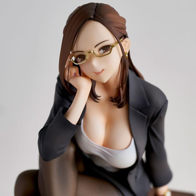 Miru Tights Gogatsubyou? Sensei ga Naoshite Ageyokka? Yuiko Sensei Complete Figure 12