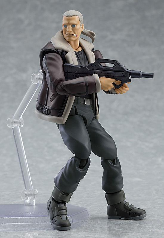 figma Ghost in the Shell STAND ALONE COMPLEX Batou S.A.C. ver. 0