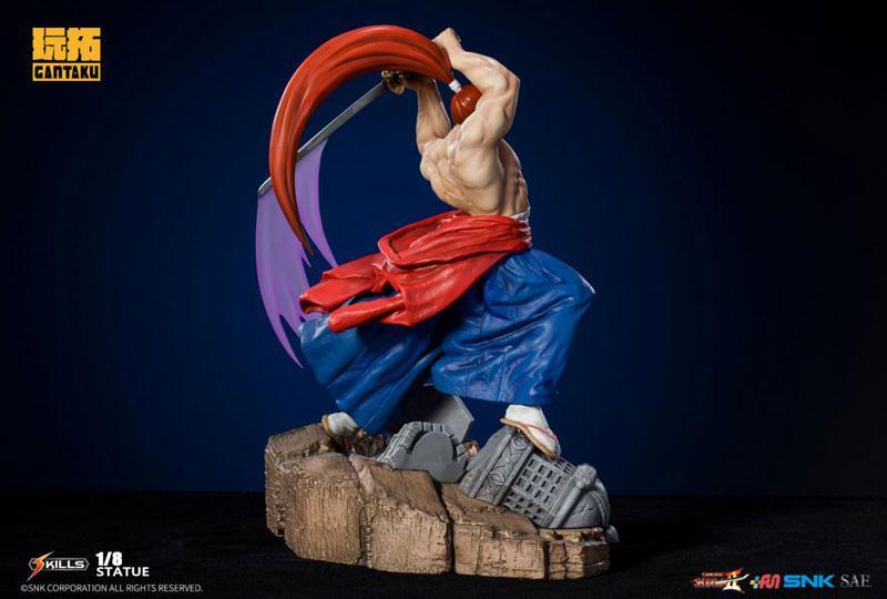 Samurai Shodown 2/ Genjuro Kibagami 1/8 Statue 3