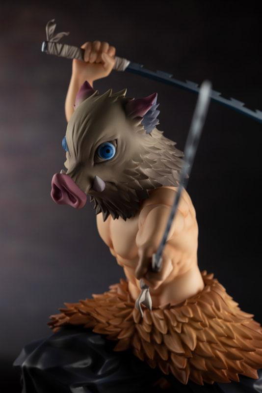 ARTFX J Demon Slayer: Kimetsu no Yaiba Inosuke Hashibira 1/8 Complete Figure