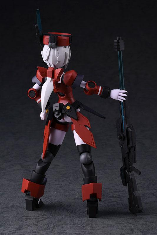 Polynian Ivy Complete Model Action Figure product