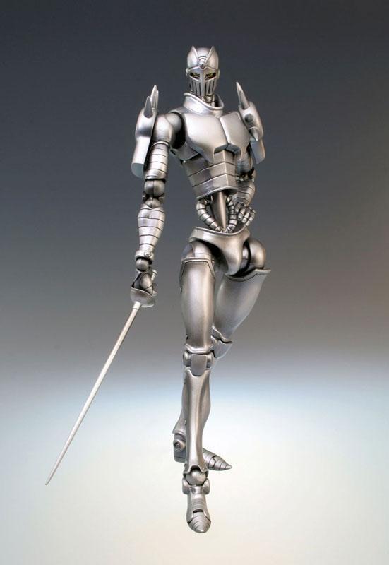 Super Action Statue JoJo's Bizarre Adventure PartIII The Silver Chariot product