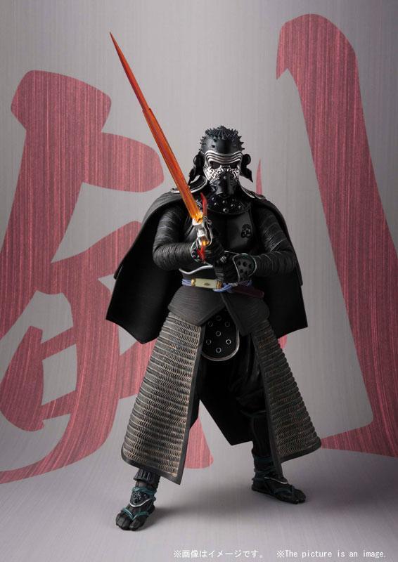 "Meishou MOVIE REALIZATION Samurai Daishou Kylo Ren ""Star Wars"" product"
