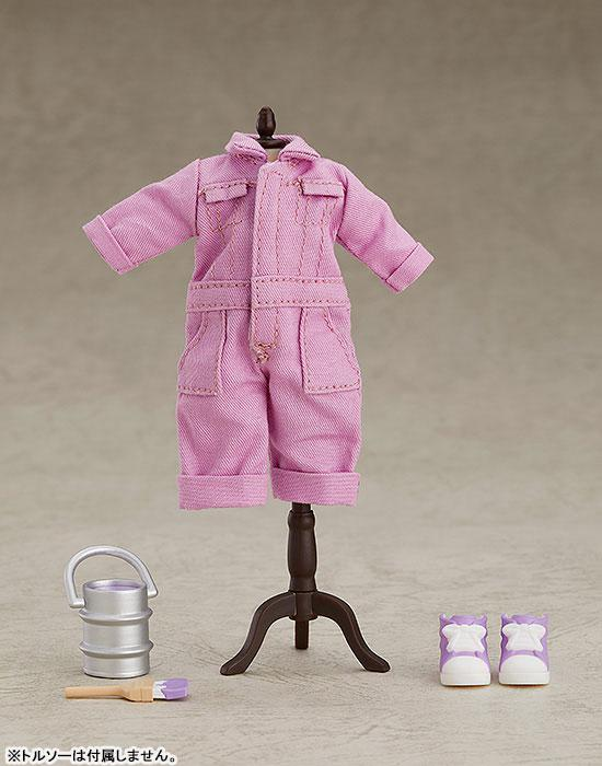 Nendoroid Doll Outfit Set (Colorful Coverall: Purple) 0