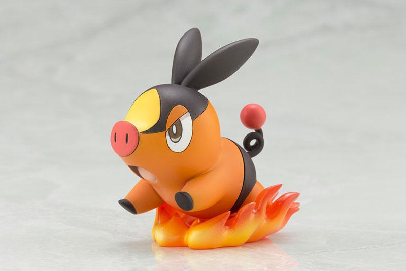 "ARTFX J - ""Pokemon"" Series: Hilda with Tepig 1/8 Complete Figure"