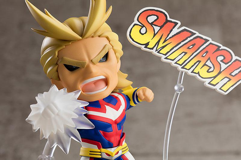 Nendoroid My Hero Academia All Might 4