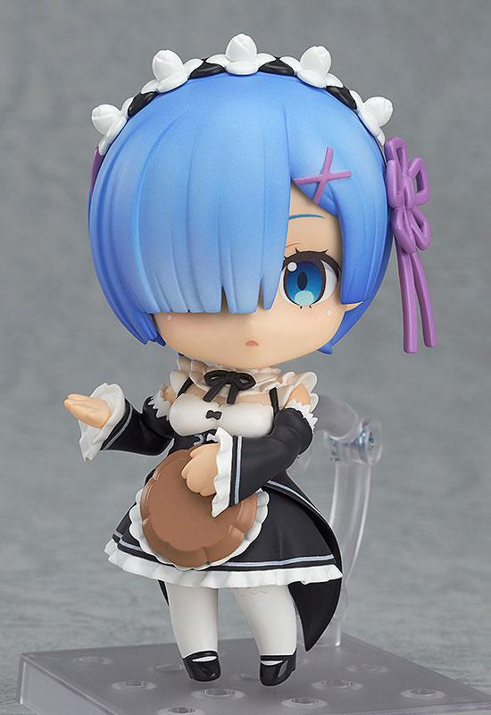 Nendoroid Re:ZERO -Starting Life in Another World- Rem main