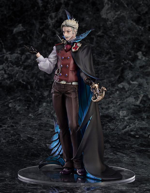 Fate/Grand Order Archer/James Moriarty 1/8 Complete Figure 3