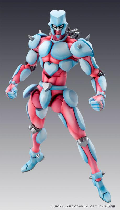 Super Action Statue JoJo's Bizarre Adventure Part.4 Crazy Diamond main