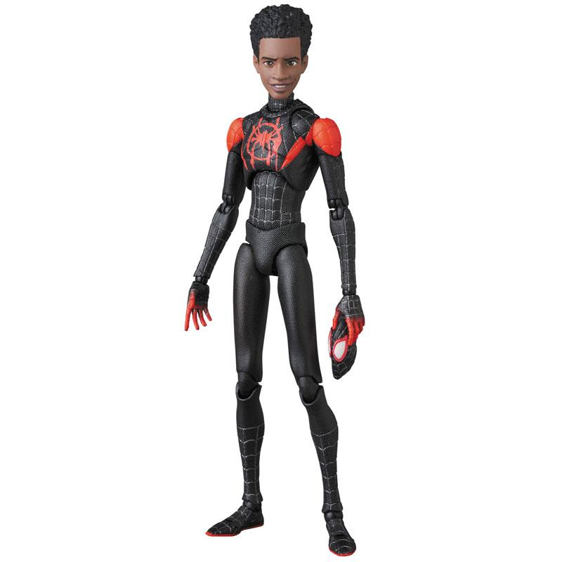 "MAFEX No.107 MAFEX SPIDER-MAN (Miles Morales) (""SPIDER-MAN: INTO THE SPIDER-VERSE"" Ver.) 6"
