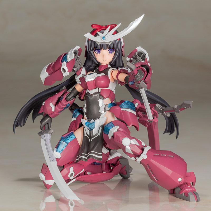 Frame Arms Girl Magatsuki Plastic Model 1