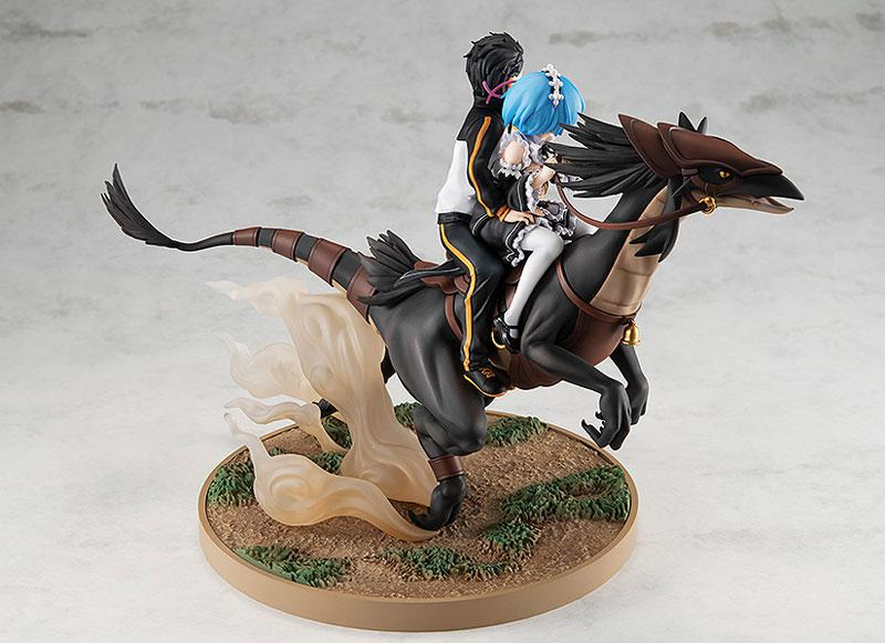KDcolle Re:ZERO -Starting Life in Another World- Rem & Subaru: Attack on the White Whale Ver. Complete Figure 1