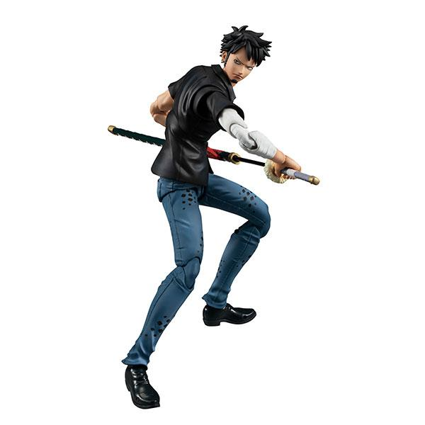 Variable Action Heroes ONE PIECE Trafalgar Law Ver.2 Action Figure 9