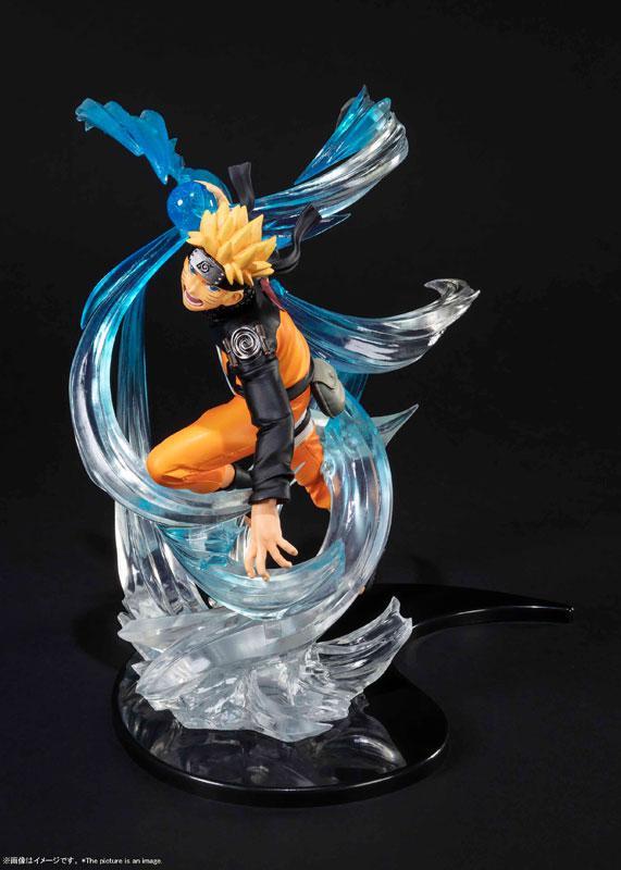 """Figuarts ZERO Naruto Uzumaki -Shippuden- Kizuna Relation """"NARUTO Shippuden"""" product"""