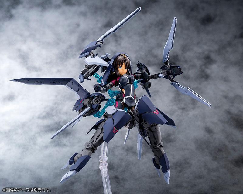[Bonus] Megami Device x Alice Gear Aegis Shitara Kaneshiya [Tenki] Ver. Karva Chauth Plastic Model 4